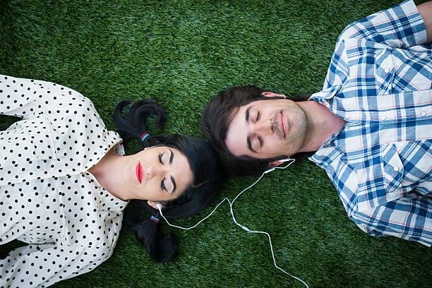 Enamorados con musica